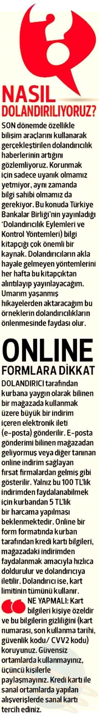 Turkiye Bankalar Birligi Basinda Tbb